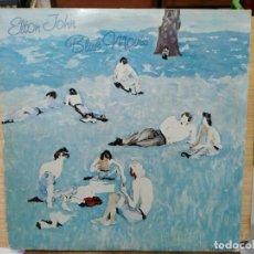Discos de vinilo: ELTON JOHN - BLUE MOVES - DOBLE LP. DEL SELLO THE ROCKET RECORD COMPANY 1976. Lote 133246302