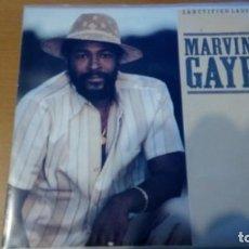 Discos de vinilo: MARVIN GAYE SANCTIFIELD LADY SINGLE. Lote 133246578