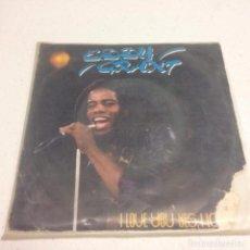 Discos de vinilo: EDDY GRANT - I LOVE YOU YES, I LOVE YOU (7--SINGLE). Lote 133250954