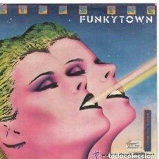 Discos de vinilo: LIPPS, INC. FUNKY TOWN SINGLE SPAIN 1980. Lote 133265710