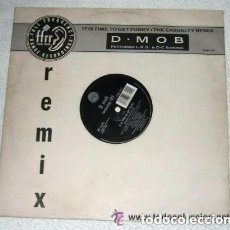 Discos de vinilo: D MOB - IT IS TIME TO GET FUNKY (THE CASUALTY REMIX) - MAXI-SINGLE UK 1989. Lote 133265762