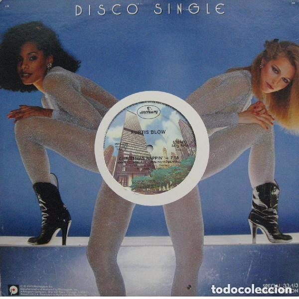 KURTIS BLOW - CHRISTMAS RAPPIN' - MAXI-SINGLE US 1979 (HIP HOP, FUNKY ) (Música - Discos de Vinilo - Maxi Singles - Rap / Hip Hop)