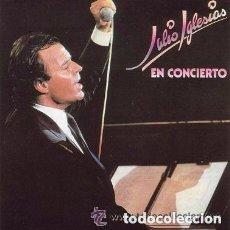 Discos de vinilo: JULIO IGLESIAS - EN CONCIERTO.- DOBLE LP SPAIN 1983. Lote 133266038