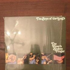 Discos de vinilo: THE BOYS OF THE LOUGH ?– THE PIPER'S BROKEN FINGER SELLO: VEMSA ?– VLP-356, ROUNDER RECORDS . Lote 133289482