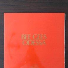 Discos de vinilo: BEE GEES ?– ODESSA SELLO: RSO ?– 26 58 117 FORMATO: 2 × VINYL, LP, ALBUM, REISSUE, GATEFOLD SLEEVE . Lote 133289930