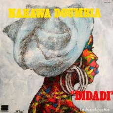 Discos de vinilo: NAHAWA DOUMBIA LP DIDADI OBRA MAESTRA BRASIL. Lote 133301742