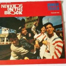 Discos de vinilo: NEW KIDS ON THE BLOCK - HANGIN' TOUGH - 1989. Lote 133319598