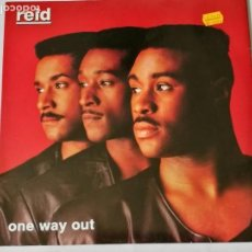 Discos de vinilo: REID - ONE WAY OUT - 1988. Lote 133321838
