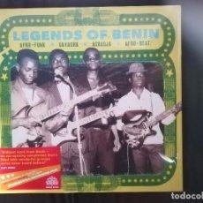 Discos de vinilo: VARIOS-LEGENDS OF BENIN. Lote 133328758