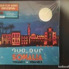 Discos de vinilo: DUR-DUR BAND-DUR DUR OF SOMALIA (VOLUME 1 & 2). Lote 133329566