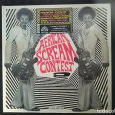 Discos de vinilo: VARIOS-AFRICAN SCREAM CONTEST 2. Lote 133330350