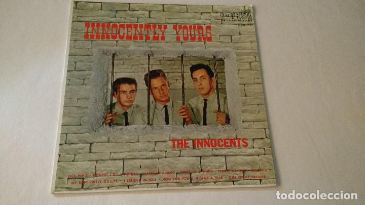 ALBUM DEL TRIO NORTEAMERICANO DE MUSICA POP Y DOO-WOP THE INNOCENTS (Música - Discos - LP Vinilo - Pop - Rock Extranjero de los 50 y 60)
