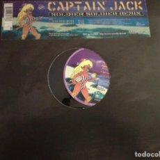 Discos de vinilo: CAPTAIN JACK.. Lote 133334826