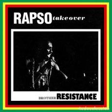 Discos de vinilo: BROTHER RESISTANCE LP RAPSO TAKE OVER. Lote 133338762