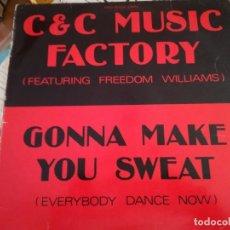 Discos de vinilo: MUSIC FACTORY.. Lote 133338906