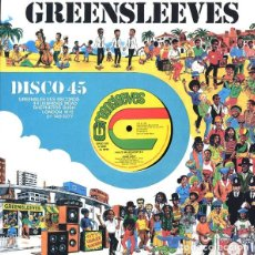 Discos de vinilo: JOHN HOLT – A SIDE POLICE IN HELICOPTER B SIDE YOUTHS PON THE CORNER - 2015 GREENSLEEVES RECORDS. Lote 133341126