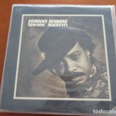 Discos de vinilo: JOHNNY JENKINS TON TON MACUTE. CAPRICORN RECORDS USA 1974. Lote 133341442