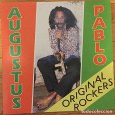 Discos de vinilo: 2LP AUGUSTUS PABLO – ORIGINAL ROCKERS REISSUE 2016 GREENSLEEVES RECORDS. Lote 133344130