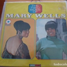 Discos de vinilo: MARY WELLS — TWO SIDES OF MARY WELLS ORIGINAL USA 1966. Lote 133344626