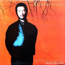 Discos de vinilo: JUAN PARDO ?– GALLO DE PELEA (ESPAÑA, 1989). Lote 133355714