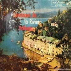 Discos de vinilo: LP ARGENTINO DE NILLA PIZZI AÑO 1958. Lote 133356574