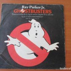 Discos de vinilo: RAY PARKER JR. GHOSTBUSTERS/ GHOSTBUSTERS (INSTRUMENTAL) ARISTA 1984. Lote 133363574