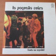 Discos de vinilo: LA PEQUEÑA SUIZA CANTA EN ESPAÑOL ELEFANT 1999 MUY BUEN ESTADO. Lote 133363882