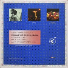 Discos de vinilo: OFERTA MAXI JAPON FRANKIE GOES TO HOLLYWOOD - WELCOME TO THE PLEASUREDOME. Lote 133366486