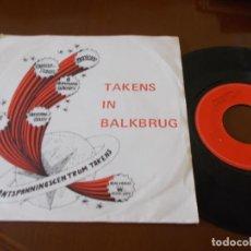 Discos de vinilo: FLOWERTREE. TAKENS IN BALKBRUG. MIJ KOP KOFFIE. Lote 133369502
