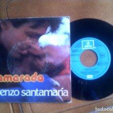 Discos de vinilo: DISCO DE LORENZO SANTAMARIA. Lote 133369950