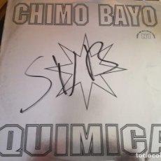 Discos de vinilo: CHIMO BAYO.. Lote 133378702
