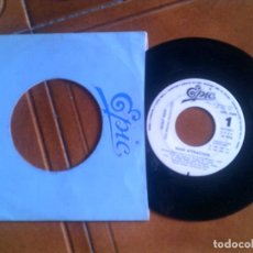 Discos de vinilo: SINGLE DEL GRUPO QUIET RIOT ,MAIN ATTRACTION AÑO 1986. Lote 149949860