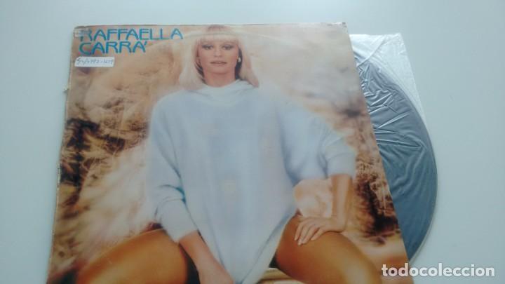 LP ( VINILO) DE RAFAELLA CARRA AÑOS 80 (Música - Discos - LP Vinilo - Canción Francesa e Italiana)