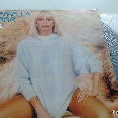 Disques de vinyle: LP ( VINILO) DE RAFAELLA CARRA AÑOS 80. Lote 133403498