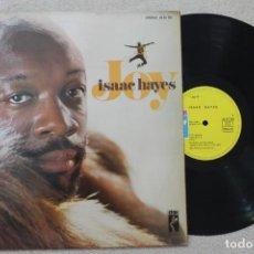 Discos de vinilo: ISAAC HAYES JOY LP VINYL MADE IN SPAIN 1974. Lote 133405406