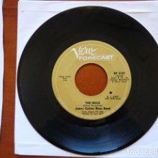 Discos de vinilo: JAMES COTTON BLUES BAND* - THE MULE SINGLE ORIGINAL USA PROMOCIONAL 1969. FANTASTICO RHYTHM AND SOUL. Lote 133410118