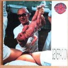 Discos de vinilo: GENERACIÓN EL SUEÑO ETERNO - HARDCORE PUNK. Lote 133418389