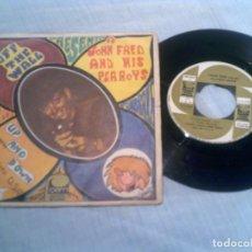 Discos de vinilo: DISCO DEL GRUPO JOHN FRED AND HIS PLABOYS. Lote 133422670