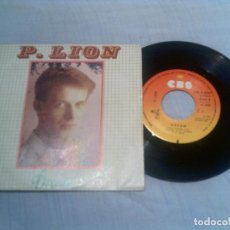 Discos de vinilo: SINGLE DE P,LION TEMA ,DREAM. Lote 133422938