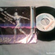 Discos de vinilo: DISCO DE GARY LOW -FOREVER,TONIGHT AND ALL MY LIFE. Lote 133422994