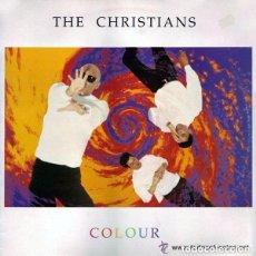 Discos de vinilo: THE CHRISTIANS - COLOUR - LP SPAIN 1990. Lote 133424342