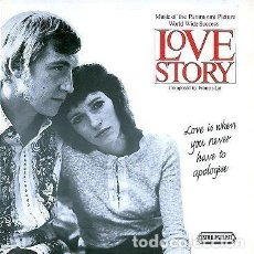 Discos de vinilo: THE KNIGHTSBRIDGE THEATRE STRINGS AND ORCHESTRA ?– LOVE STORY - MUSIC FROM THE PARAMOUNT PICTURE. Lote 133427134