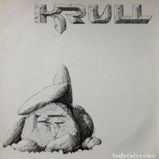 Discos de vinilo: KRULL – HASTA EL LIMITE (ESPAÑA, 1989). Lote 133427230