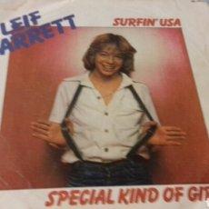 Discos de vinilo: LEIF GARRETT. Lote 133433106
