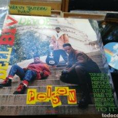 Discos de vinilo: BELL BIV DEVOE MAXI POISON 1990 U.S.A.. Lote 133439837