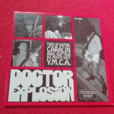 Discos de vinilo: DOCTOR EXPLOSION TIRED OF WAITING EP . Lote 133440266