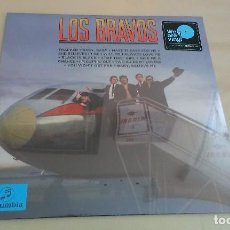 Discos de vinilo: LP LOS BRAVOS LOS BRAVOS VINILO REEDICION 60'S POP ESPAÑA. Lote 133443230
