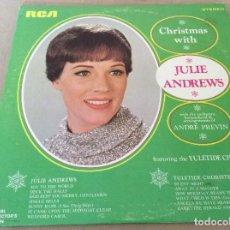 Discos de vinilo: JULIE ANDREWS - CHRISTMAS WITH... EDICION USA 1969.. Lote 133444406