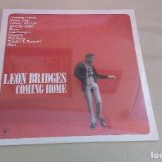 Discos de vinilo: LP LEON BRIDGES COMING HOME VINILO REEDICION FUNK SOUL. Lote 133445158