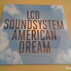 Discos de vinilo: 2LP LCD SOUNDSYSTEM AMERICAN DREAM VINILO ELECTRONICA INDIE. Lote 133449202